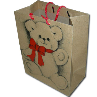 Craft paper gift bags paper bags yixin pack industry limited for Craft paper gift bags